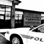 police station sketch
