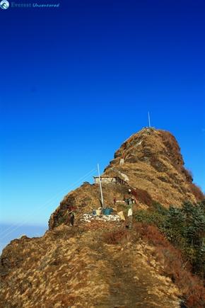 kalinchowk bhagwati temple