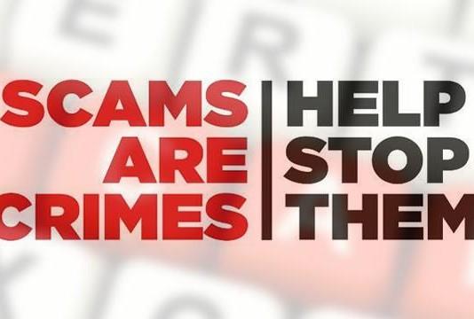 offline scam