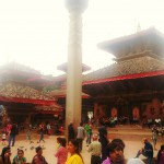 Indrajatra basantapur