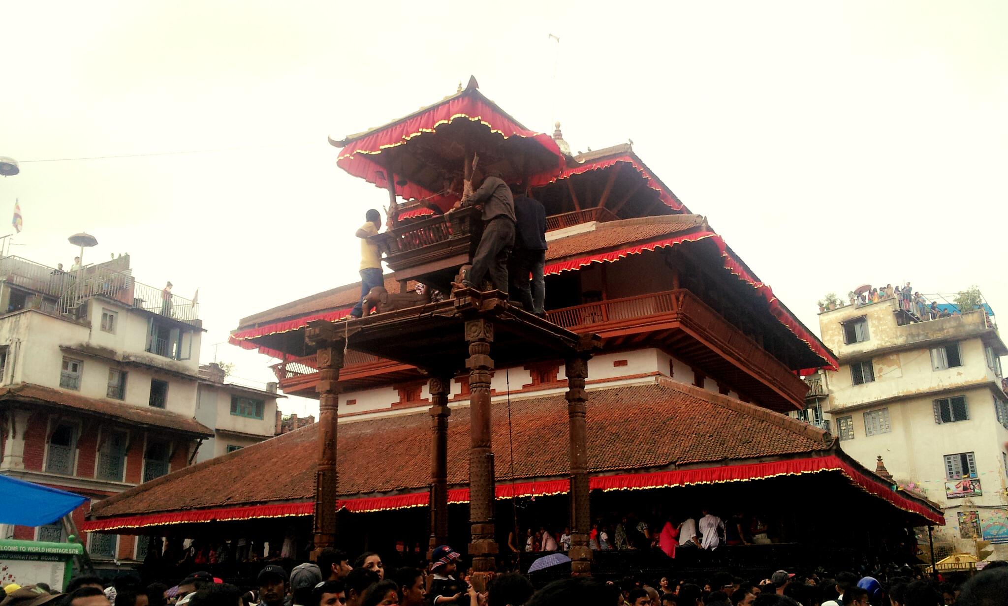 Basantapur Nautale Durbar