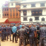 Police preparing for mass management indra jatra
