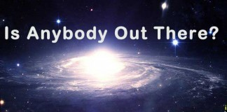 existence of extraterrestrial life