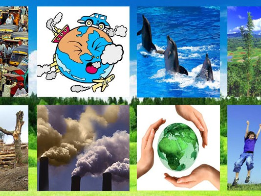 let's save our planet Earth