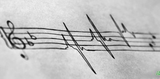 music notes heartbeat lyrics