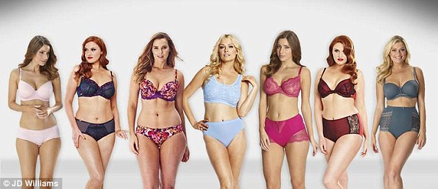 Bra Size Chart Conversion - UK, US, Euro, Asia - iLekh