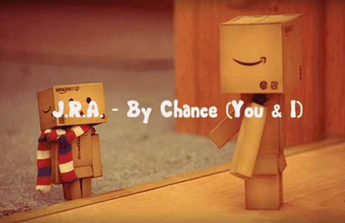 You and I by JRA