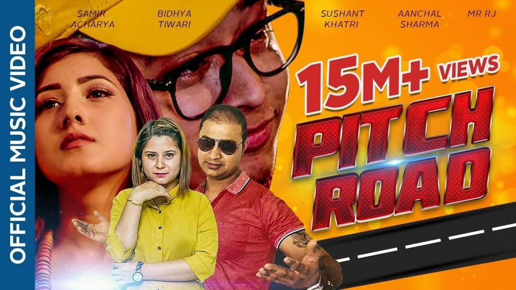 pitch road nepali song