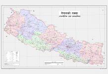 new Political Map of nepal including Lipulekh, Limpiyadhula and Kalapani